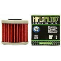 HONDA CRF 450RX 2017 HIFLO OIL FILTER HF116